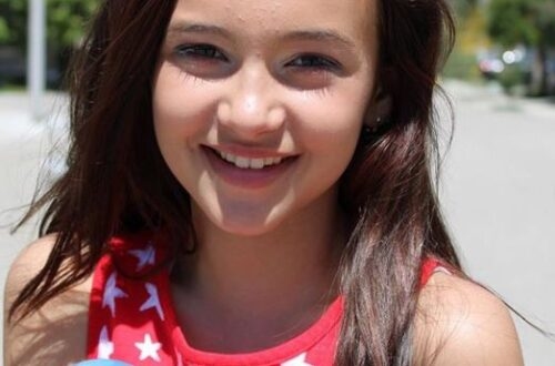 Kaylin Hayman Profile  Contact Details (Phone Number, House Address, Email ID)