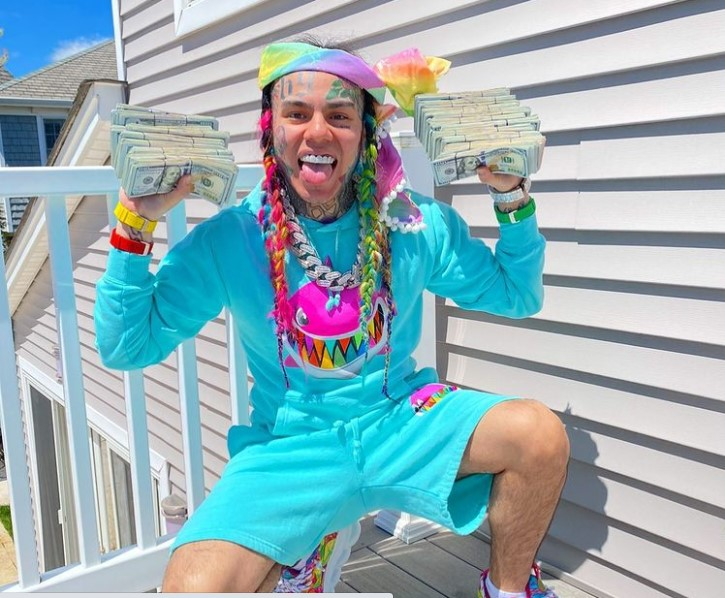 6ix9ine Profile | Contact Details (Phone Number 2021, House Address, Email ID)