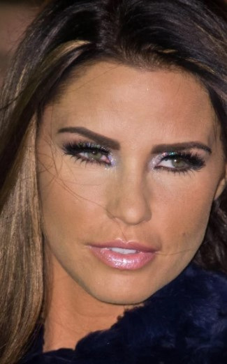 Katie Price Phone number,and Contact Details