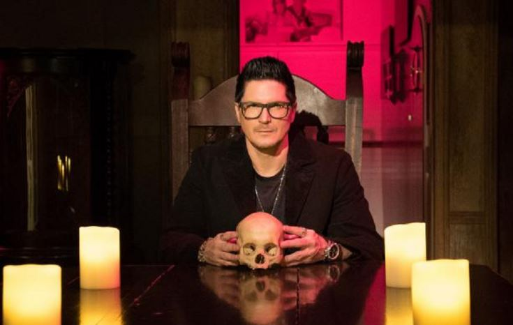 Zak Bagans Phone number and Contact Details
