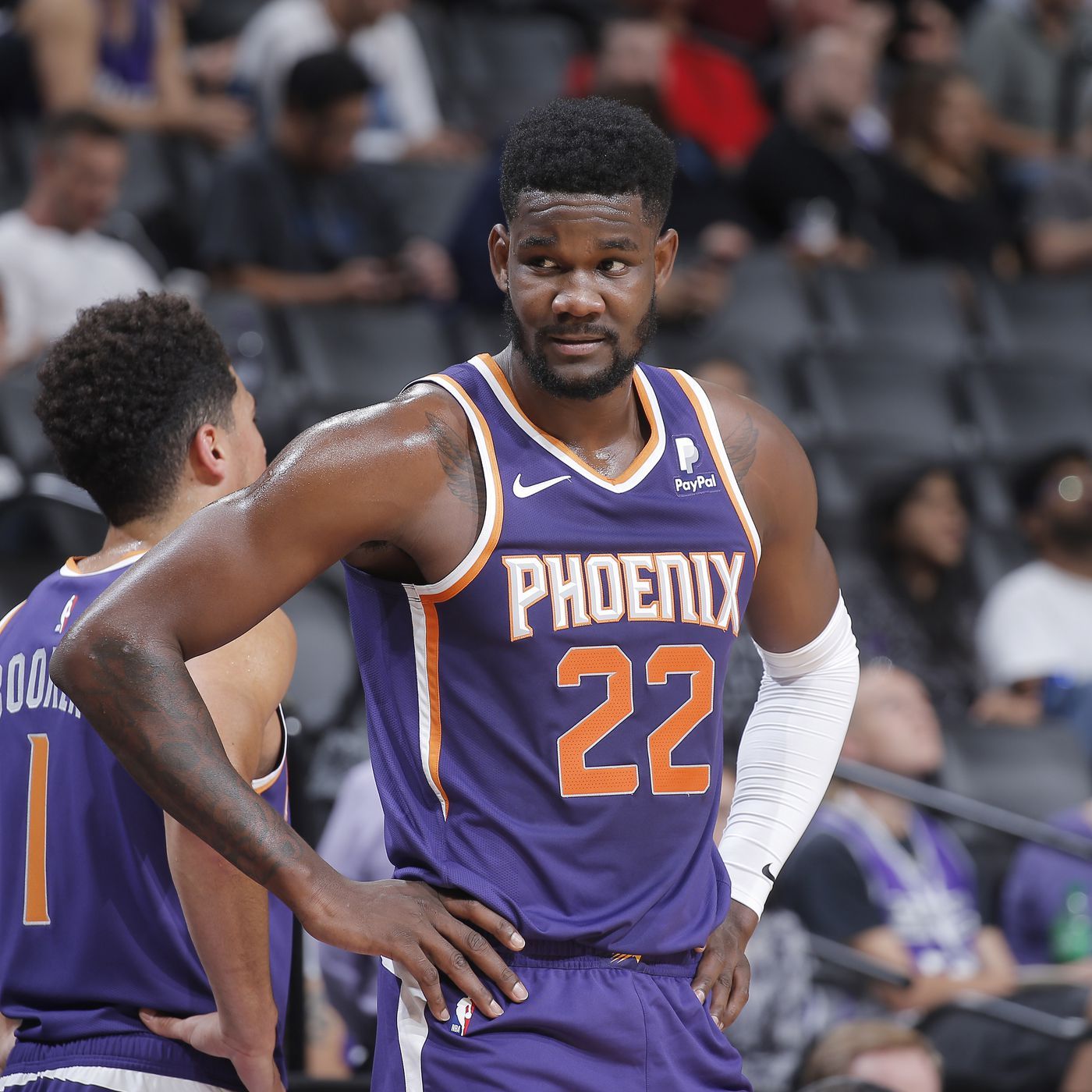 Deandre Ayton Phone number, Email Id, Fanmail, Instagram, Tiktok, and Contact Details