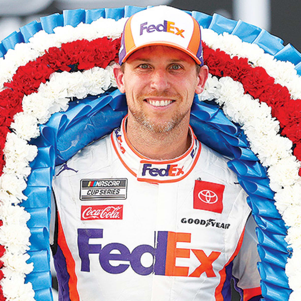 Denny Hamlin Phone number, Email Id, Fanmail, Instagram, Tiktok, and Contact Details