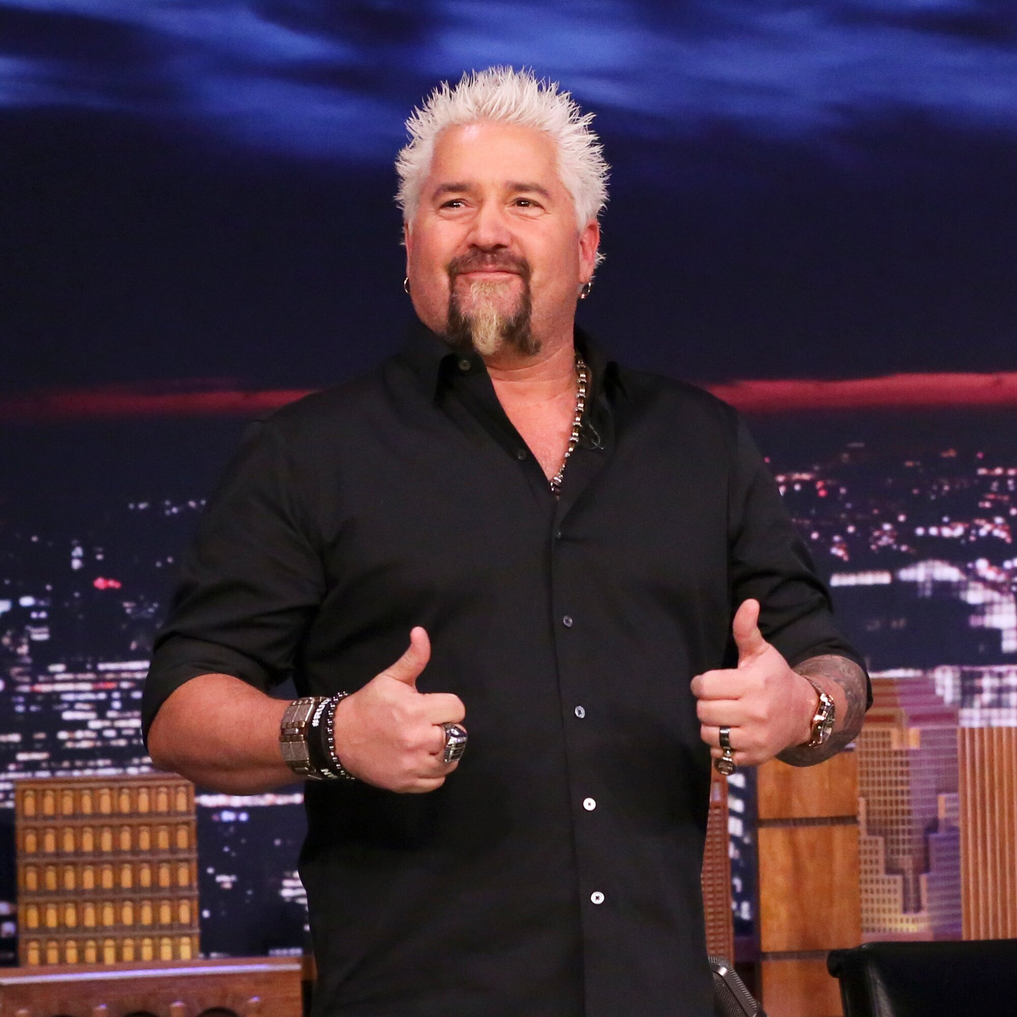 Guy Fieri Phone number, Email Id, Fanmail, Instagram, Tiktok, and Contact Details