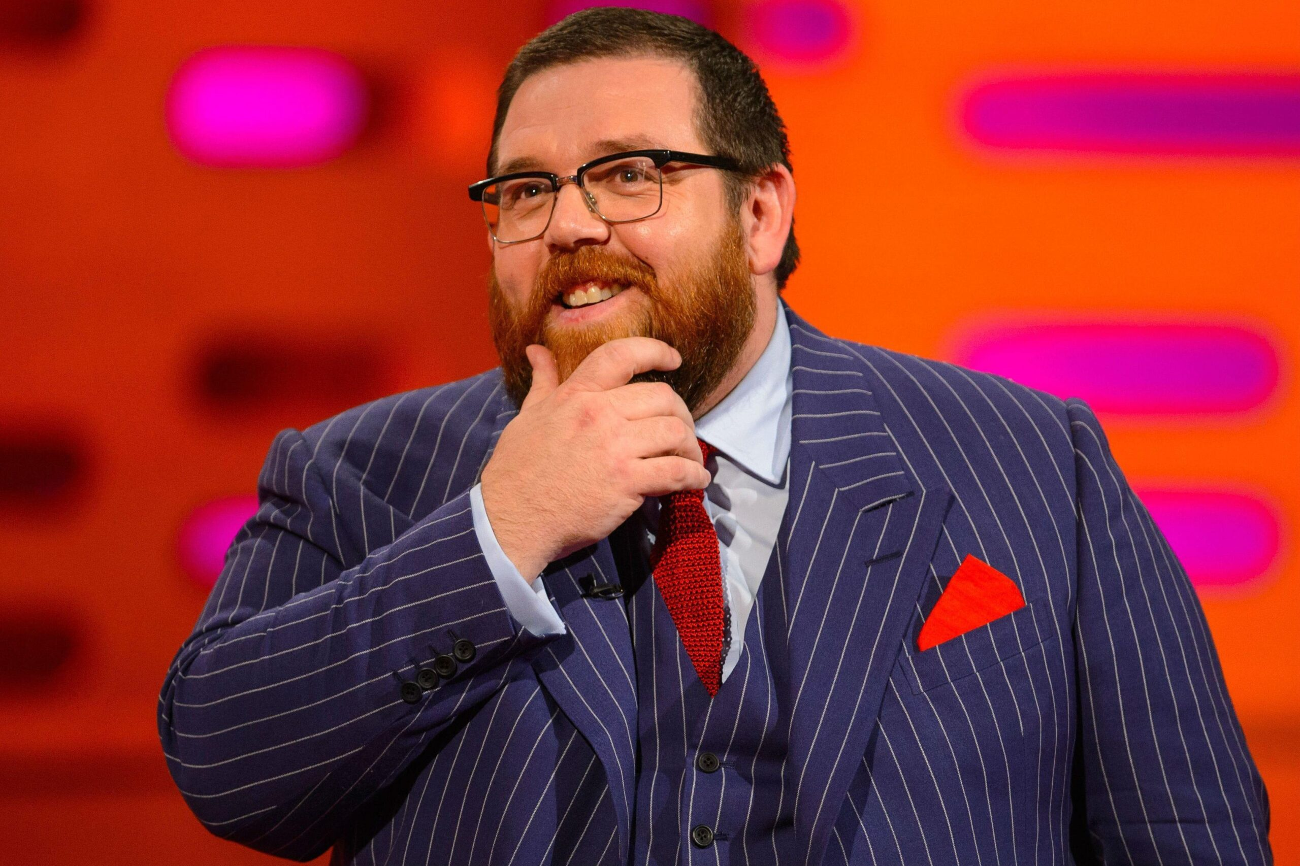 Nick Frost Phone number, Email Id, Fanmail, Instagram, Tiktok, and Contact Details